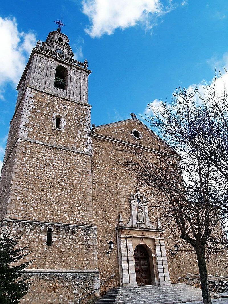 iglesia de Tarancón